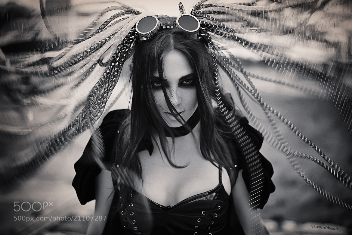 Photograph cybergoth by Ростислав Дайс on 500px