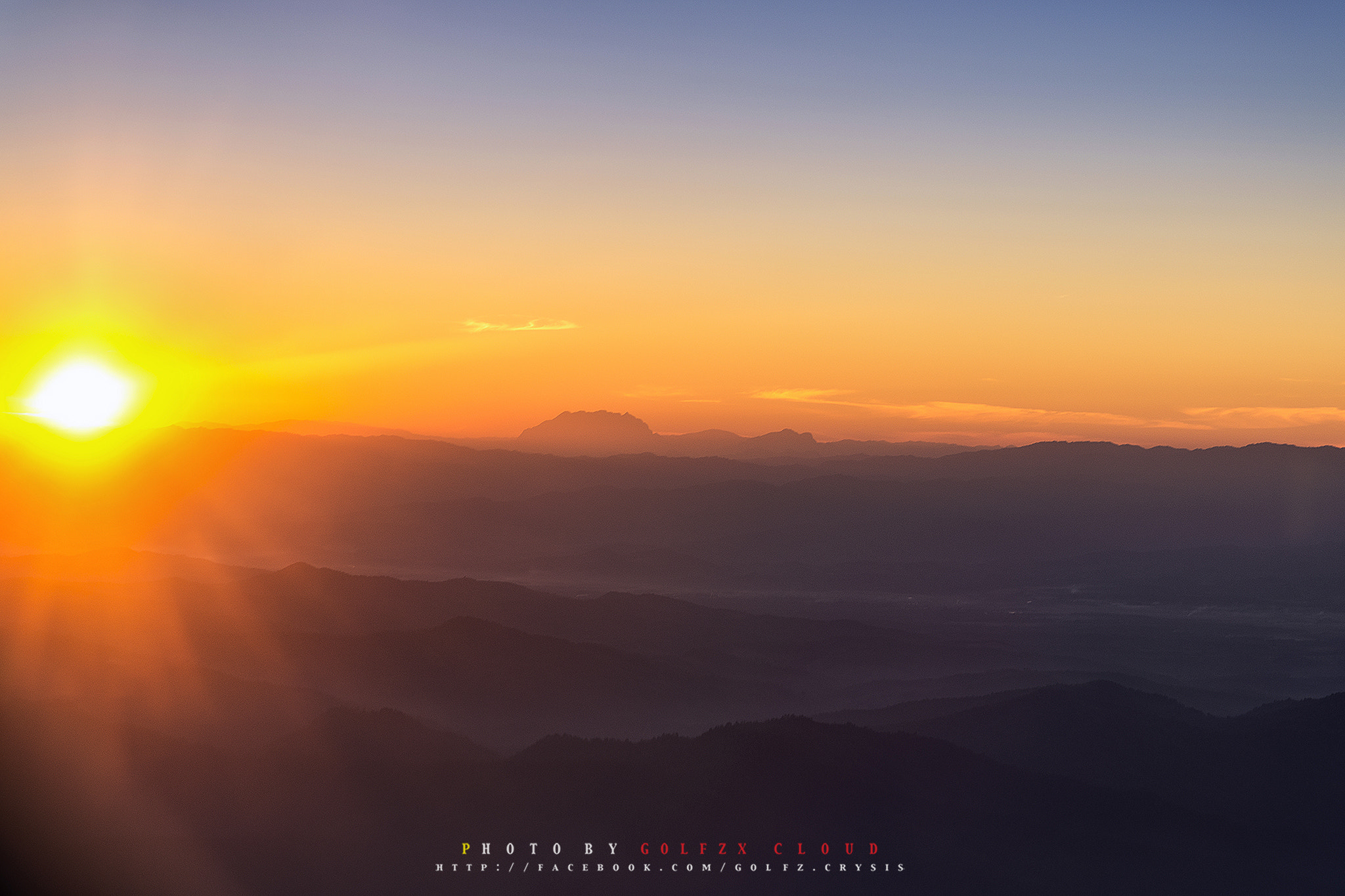 Photograph Sunset by Golfzx Cloud on 500px