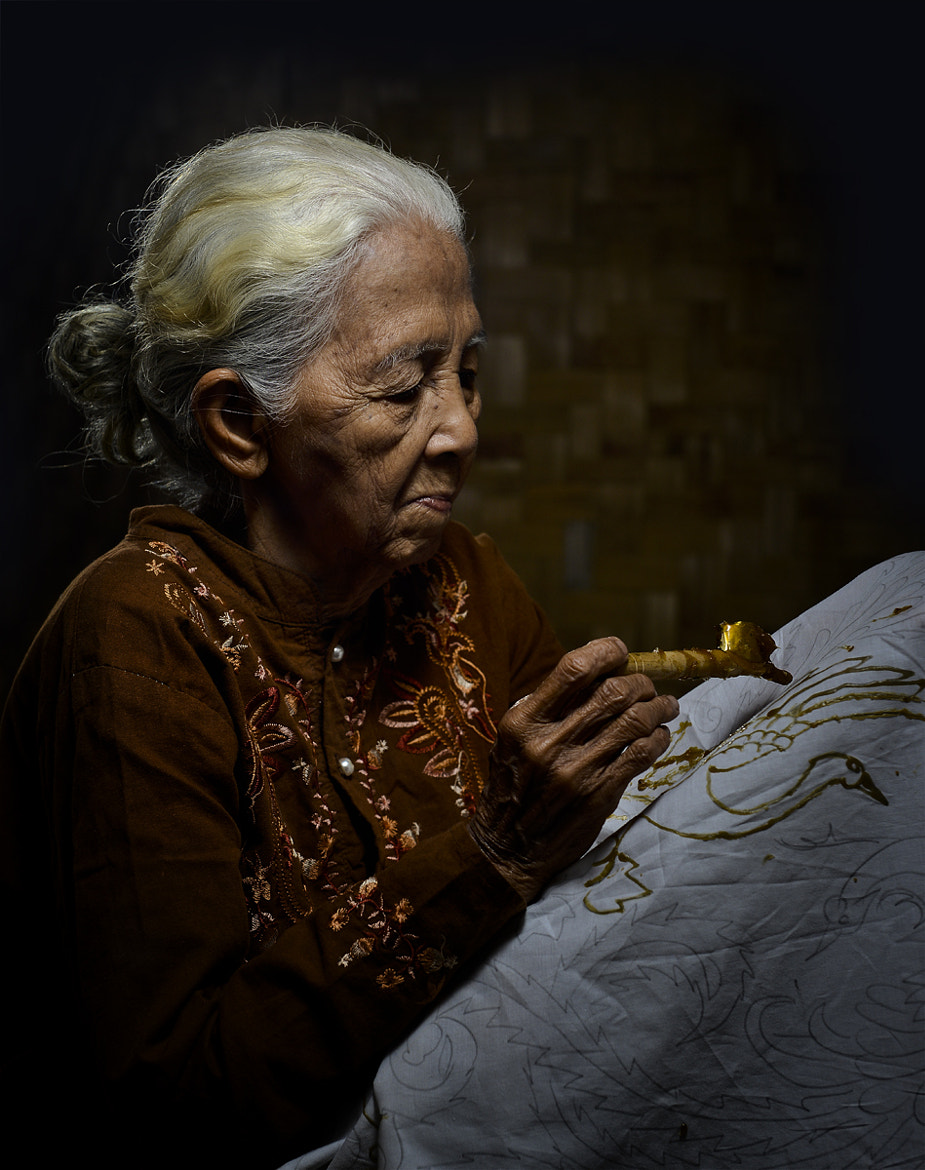 Photograph The Old Woman by Pimpin Nagawan on 500px