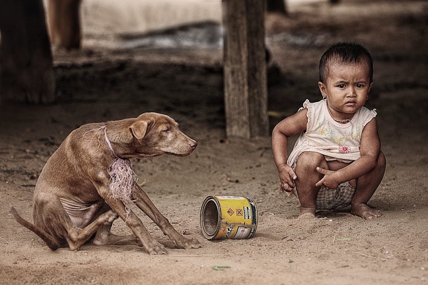 Photograph You Itch, Me Itch by Vichaya Pop on 500px