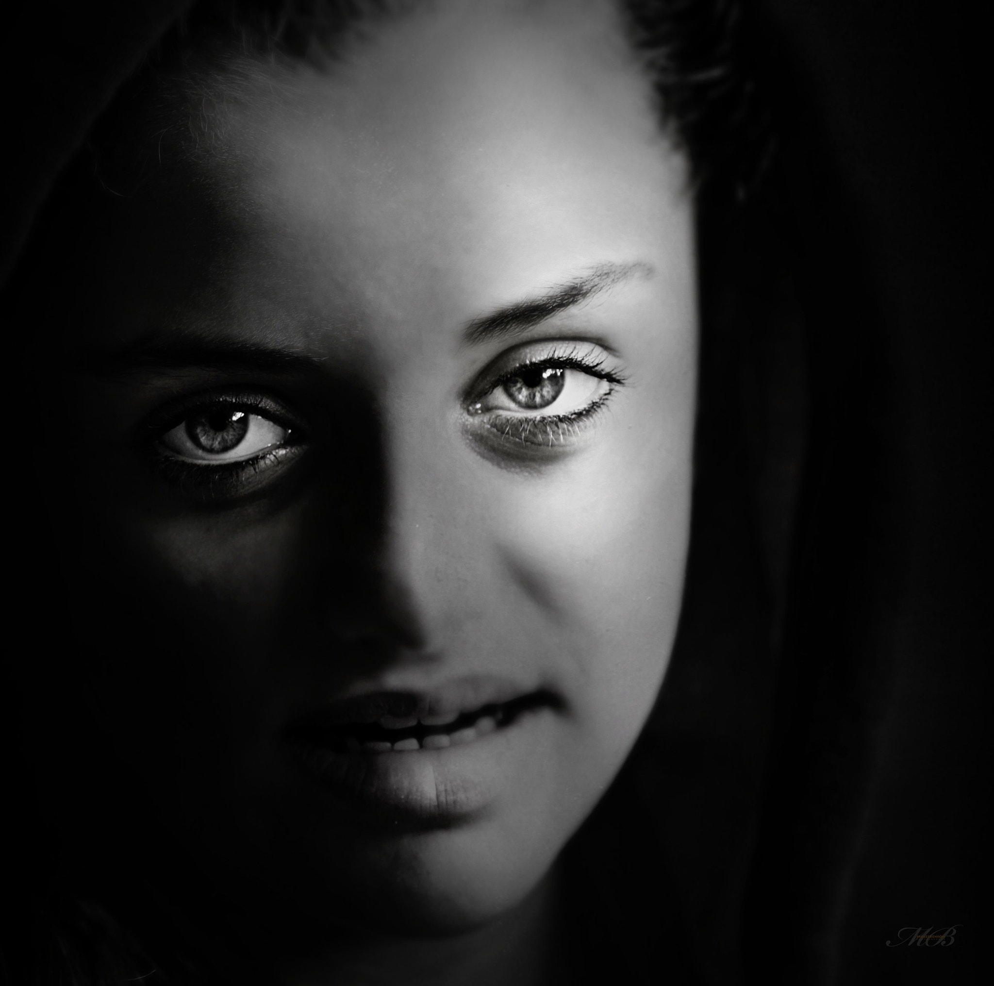 Photograph Eyes by Moses Benson on 500px