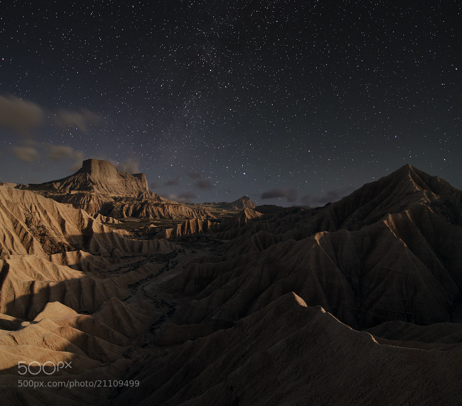 Photograph Bardenas by inigo cia on 500px