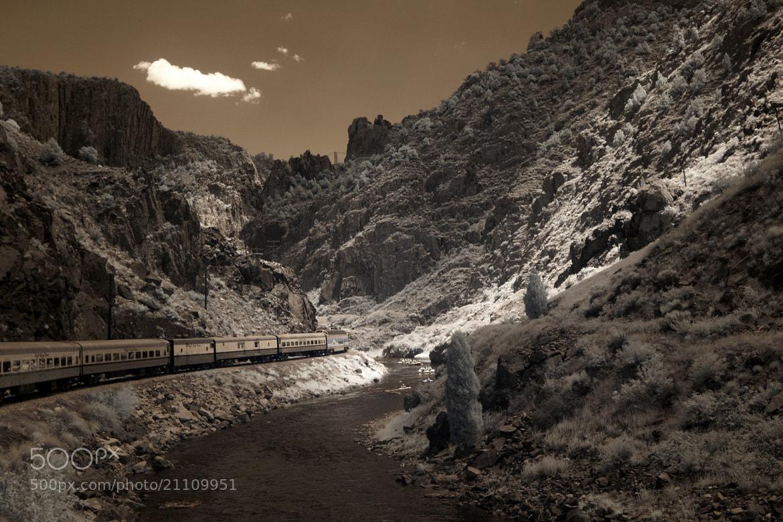 Photograph Royal Gorge Light by Guy Biechele on 500px