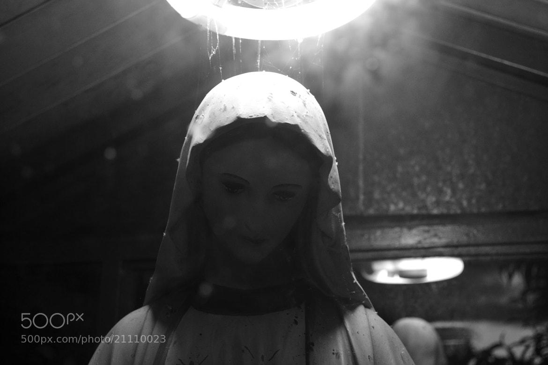 Photograph Virgen Maria by Patricio Fariña on 500px