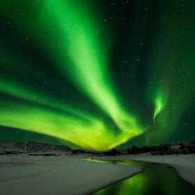 Aurora Borealis by Brin . (Brin) on 500px.com