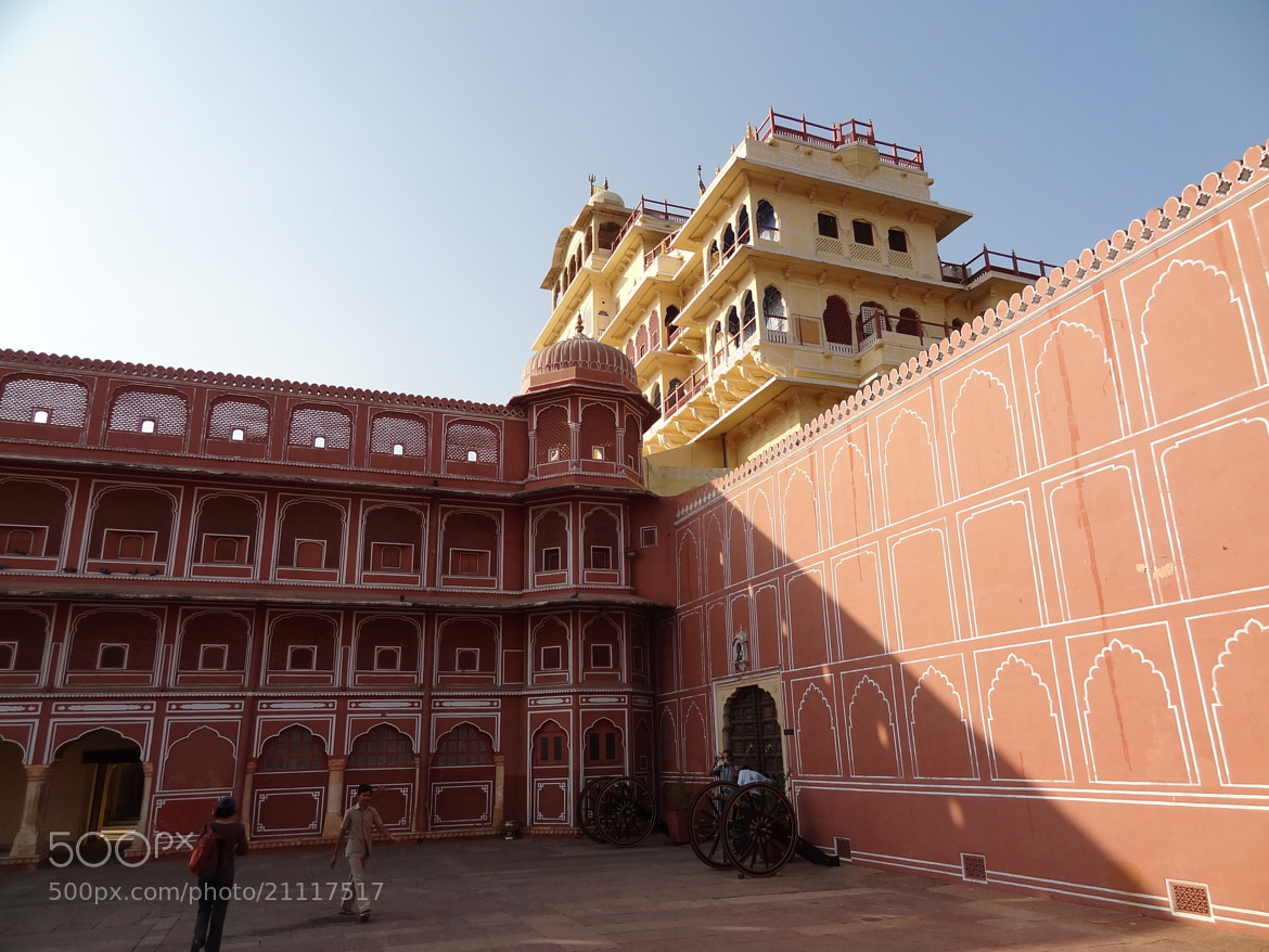 Photograph City palace museum, Jaipur, India by Gio TheDrifter on 500px