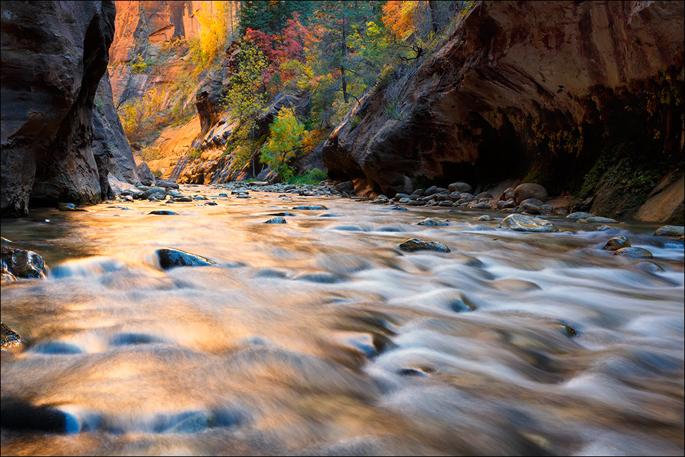 Photograph Passage Through Time, The Narrows by Don Smith on 500px
