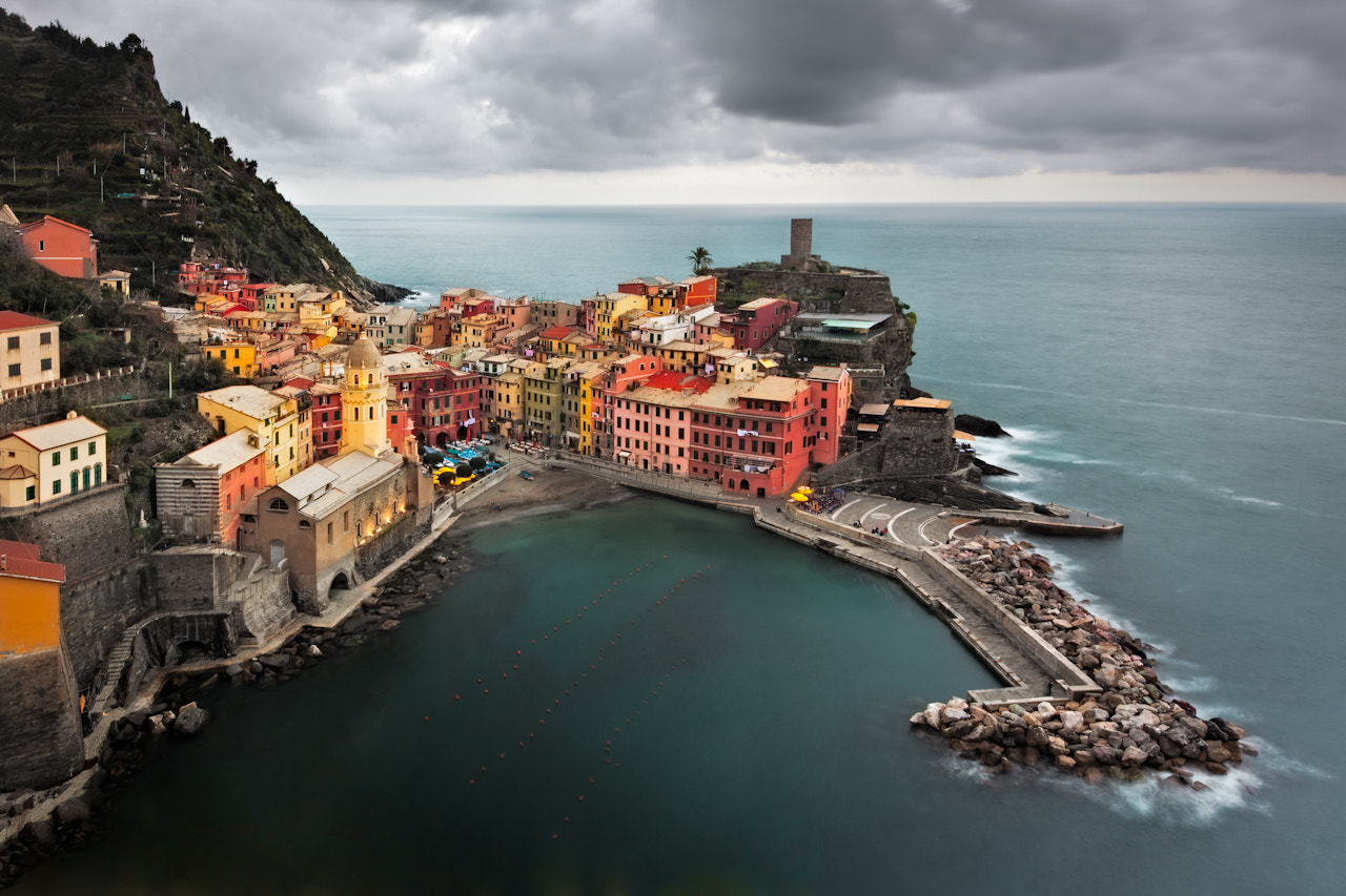 Photograph A Town on the Coast by jared ropelato on 500px