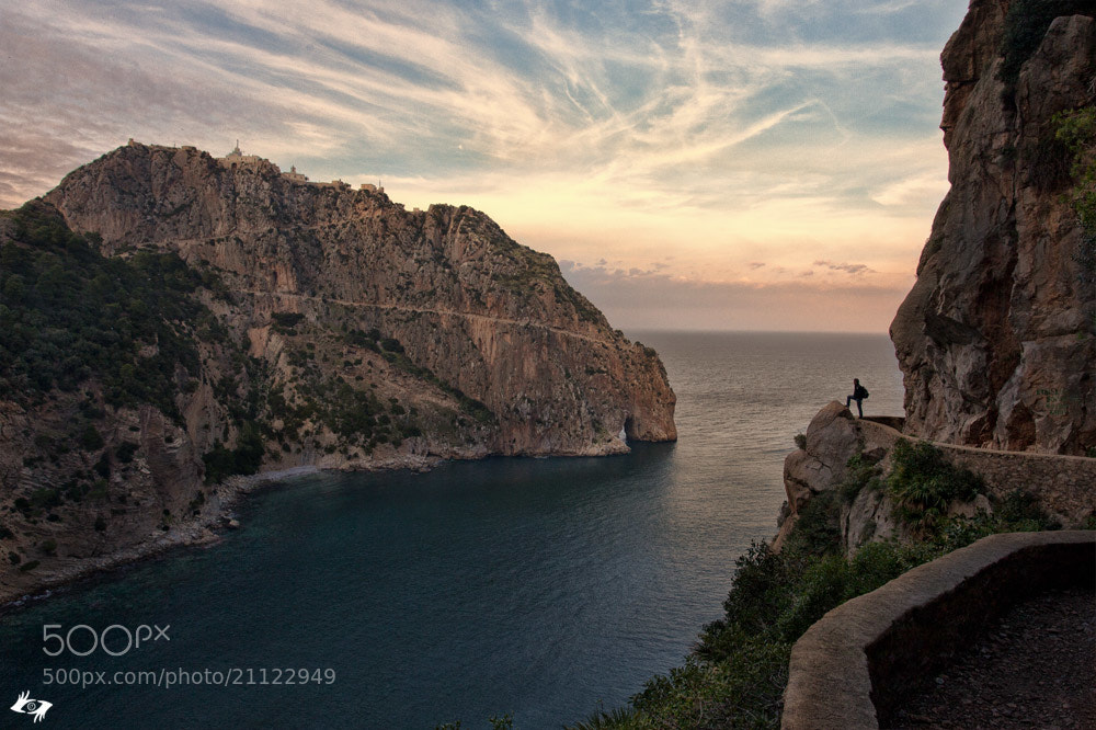 Photograph le Cap carbon Bejaia Algerie by Sam Semmani on 500px