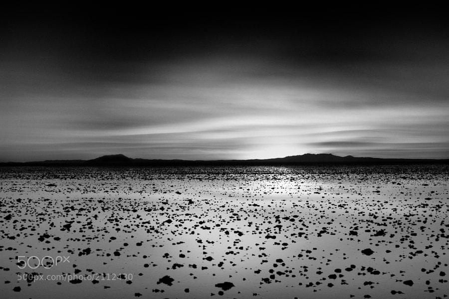 Sunrise Uyuni Salt Flats by carlos restrepo (carlosrestrepo) on 500px.com