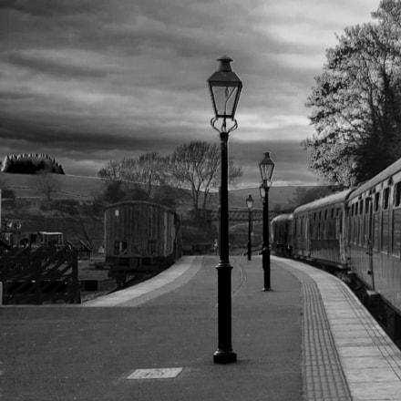Kirkby Stephen East - Stainmore Railway