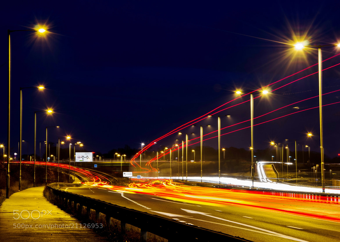 Photograph Traffic by jamie cassidy on 500px