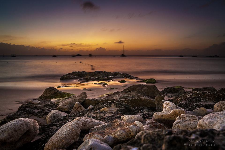 Photograph sunset at Holetown by Marco Baum on 500px