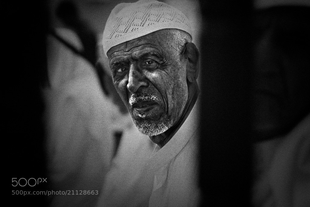 Photograph Old man by Zuhair Ahmad on 500px