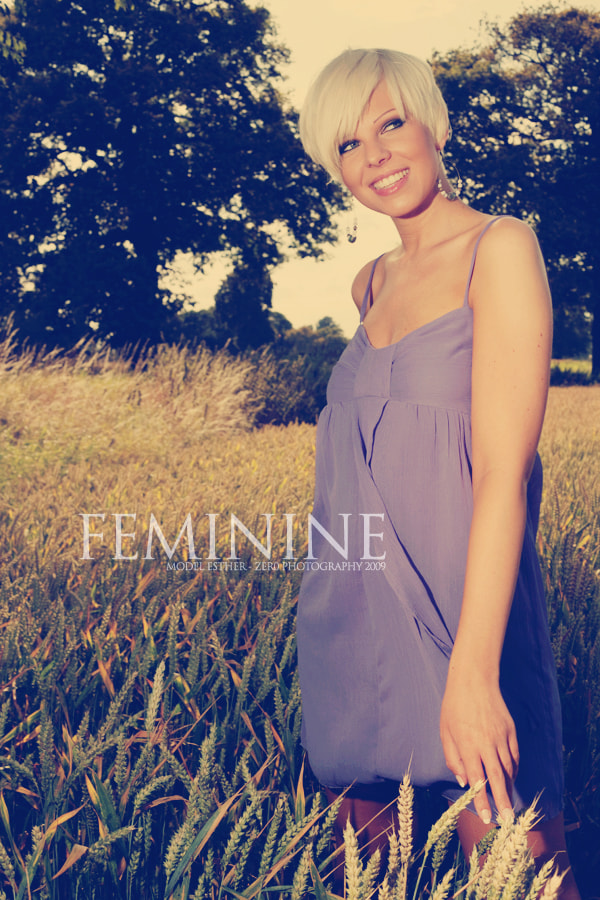 Photograph feminine by zer0 photography on 500px