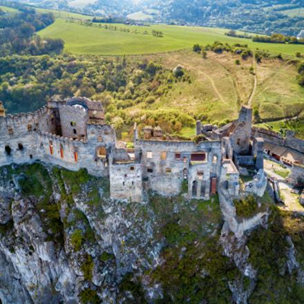 Beckov Castle, Slovakia