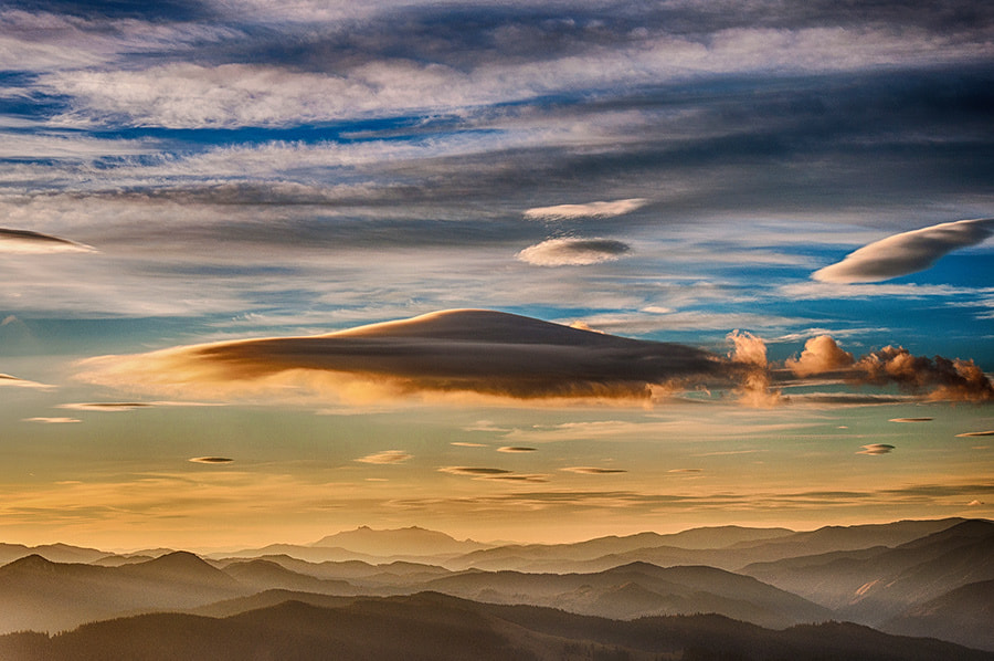 Photograph Cloud Invasion by MARIAN Gabriel Constantin on 500px