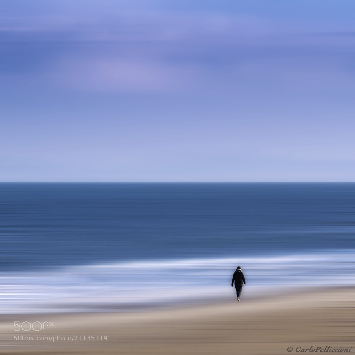 Photograph Sea Dream by Carlo Pelliccioni on 500px