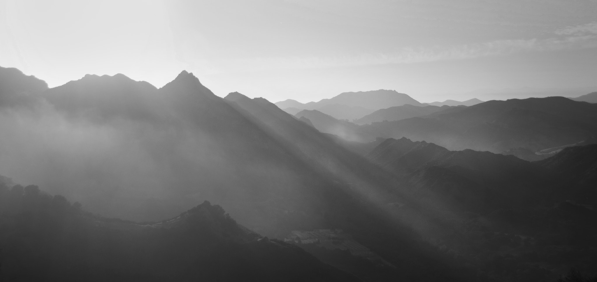 Photograph The Misty Mountains by Pauline Roupski on 500px