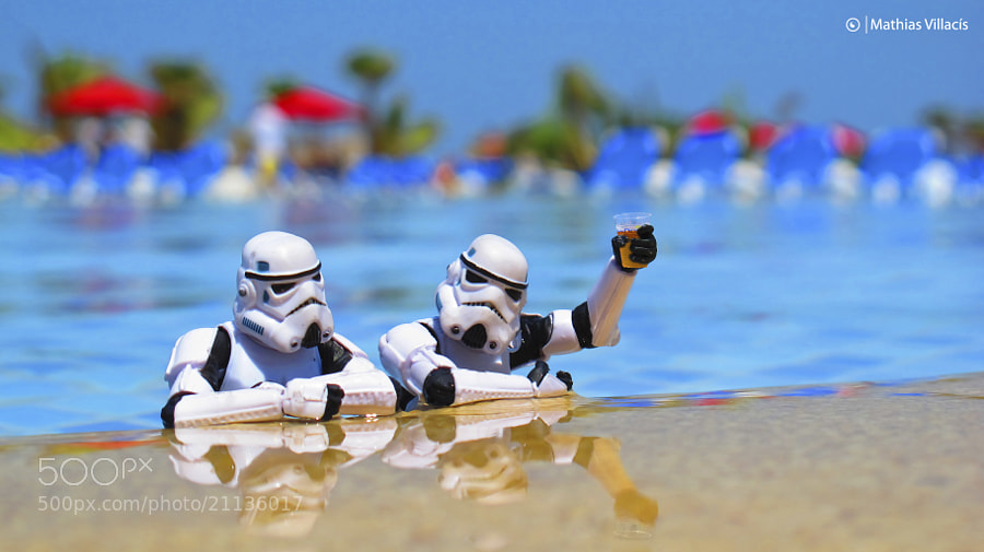 Stormtroopers -Photograph Relax by Mathias Villacís on 500px