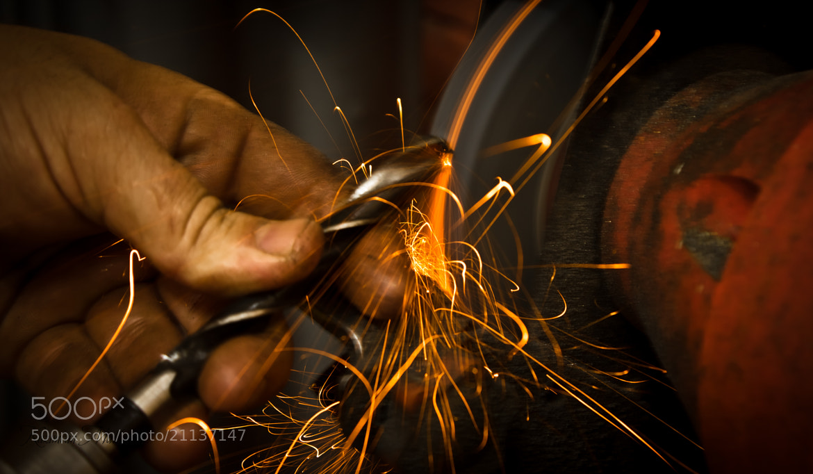 Photograph grinding by Kazımcan Malkoç on 500px