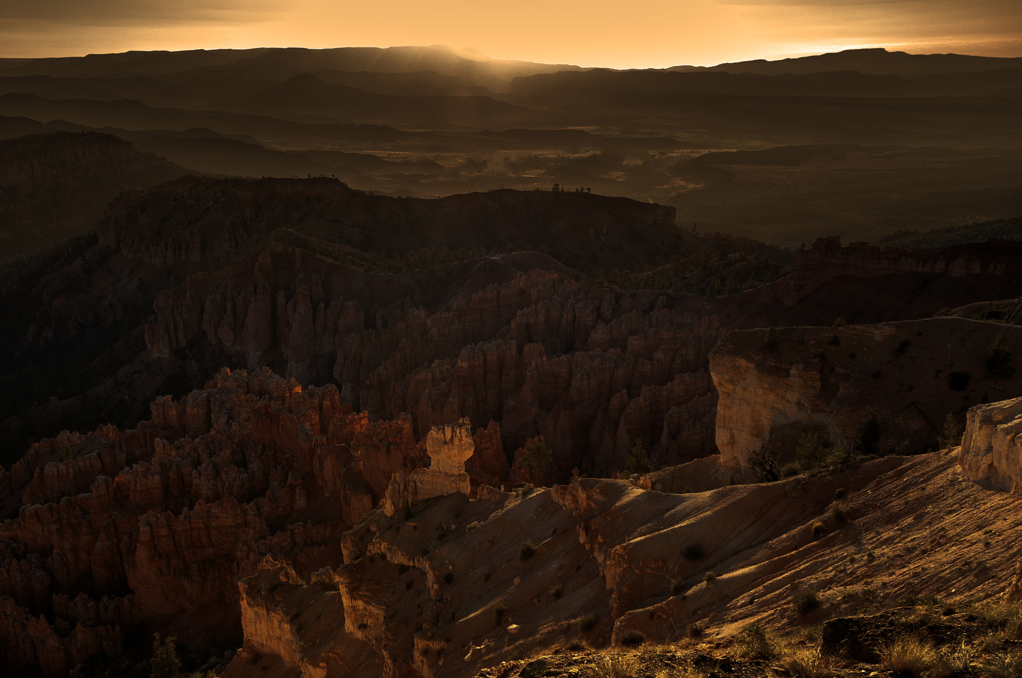 Photograph Sunrise at Bryce by Mike Struijk on 500px