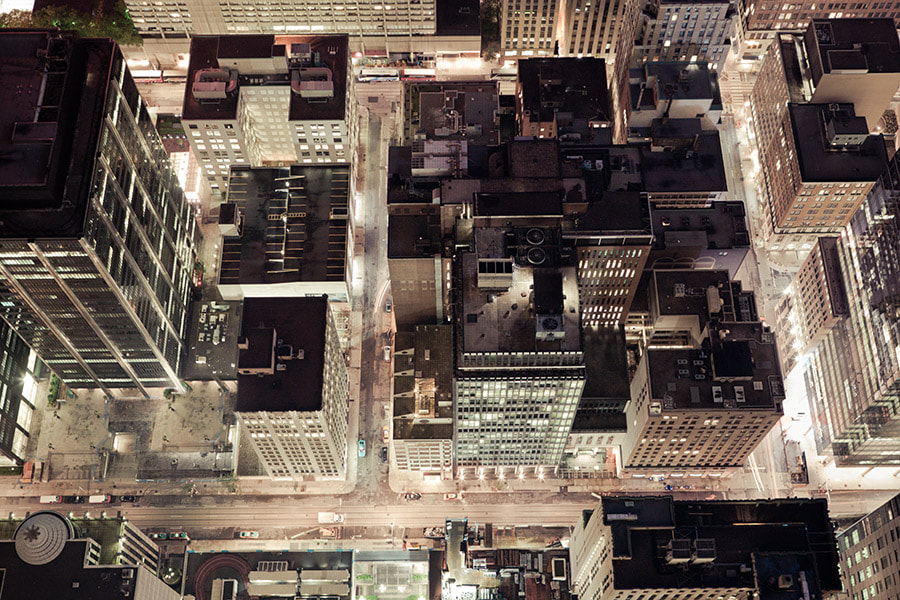 Photograph City Block by Roof Topper on 500px