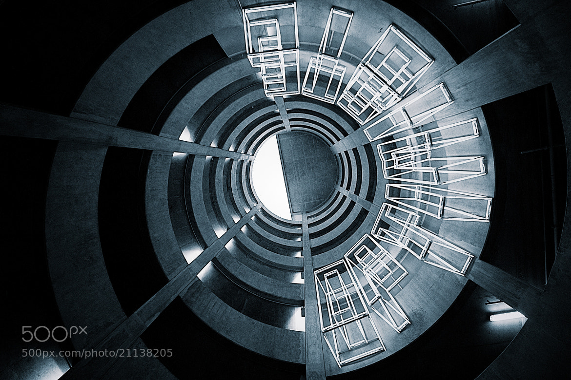 Photograph EnteR The VoiD ! #9 by Guillaume Rio on 500px