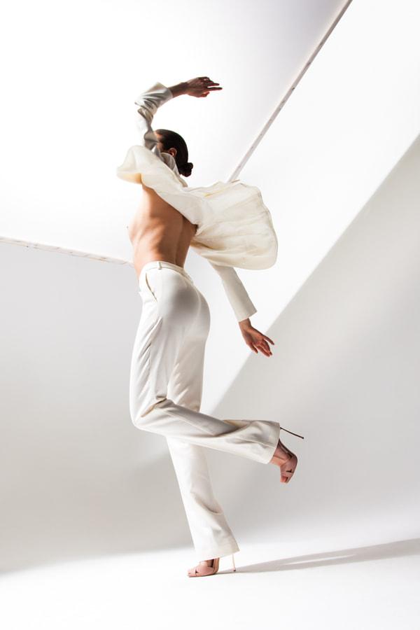 Irina Chernyshova by Ilya Blinov on 500px.com