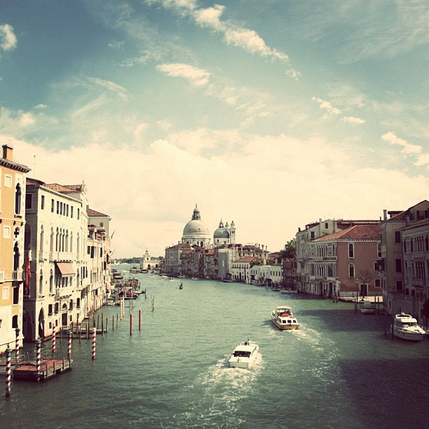 Photograph Grand Canal, Venice by Bas Boerman on 500px