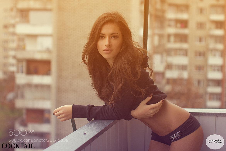 Photograph Izabella by Yuriy  Zaveryukha on 500px