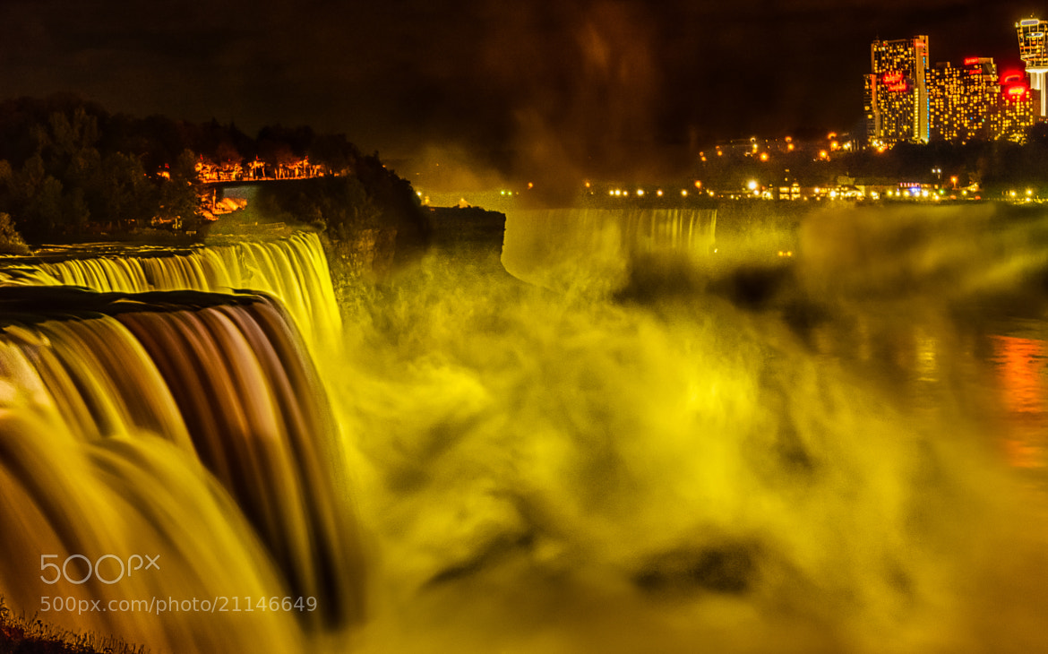 Photograph Niagara Falls by Dave Wright on 500px