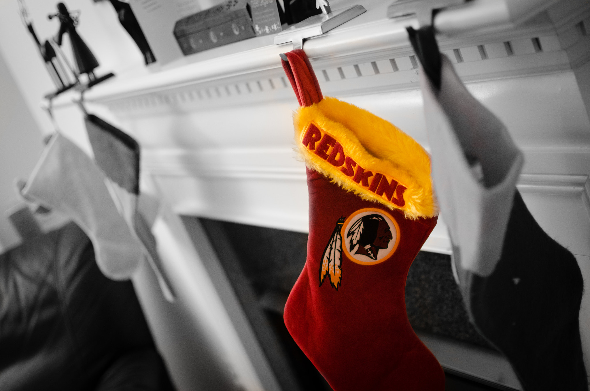Photograph Hail to the Redskins! by Rob Scott on 500px