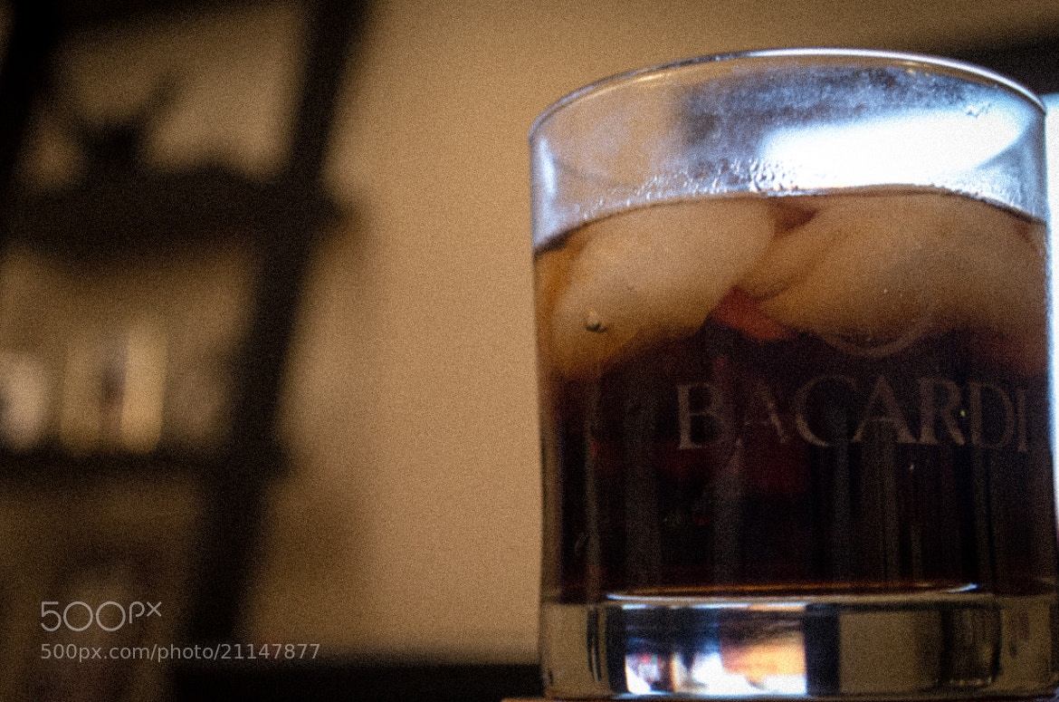 Photograph Bacardi...and Cola by Rob Scott on 500px