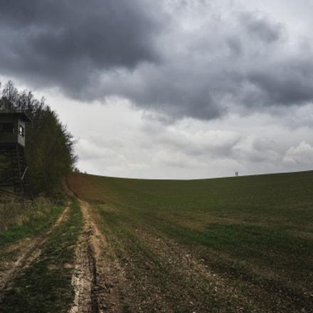 Krajina a bouře