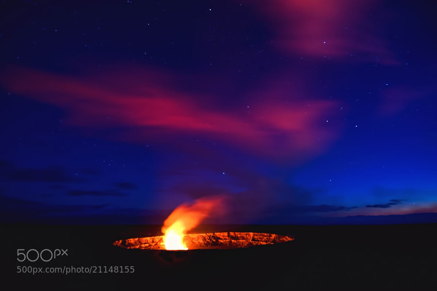 Photograph Eternal Flame by Andrew J. Lee on 500px