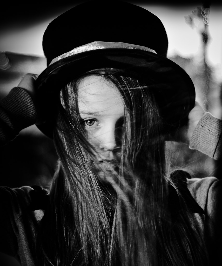 Photograph Top Hat by Christina Witham on 500px
