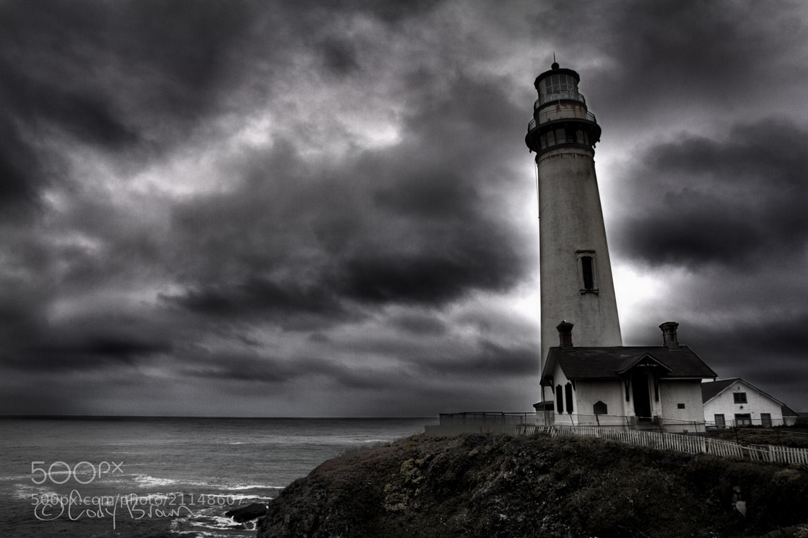 Photograph Pigeon Point by Cody Brown on 500px