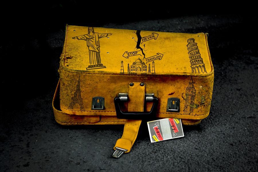 .: Never Stop Traveling: ., автор — Max Fransov на 500px.com