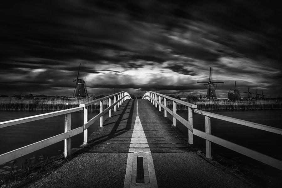 Brücke Kinderdijk