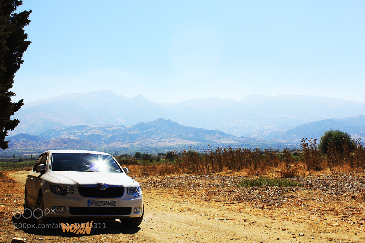 Photograph Mountain View with My Skoda by Noyan Keskin on 500px