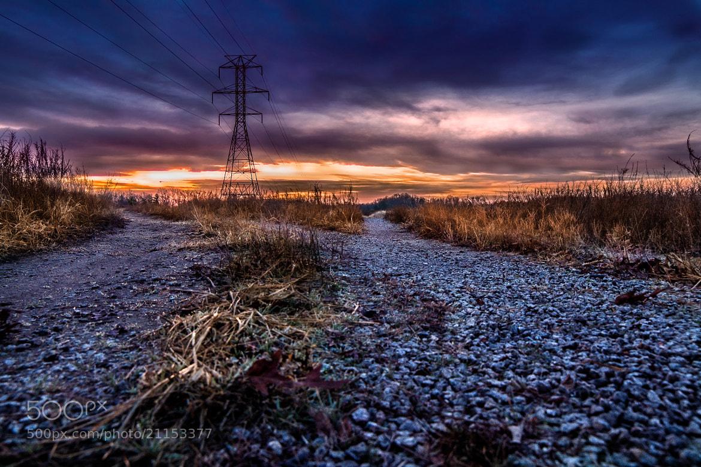 Photograph Powerful Sunrise by David Swan on 500px
