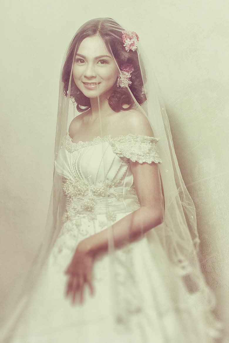 Photograph The Bride by Junel Mujar on 500px