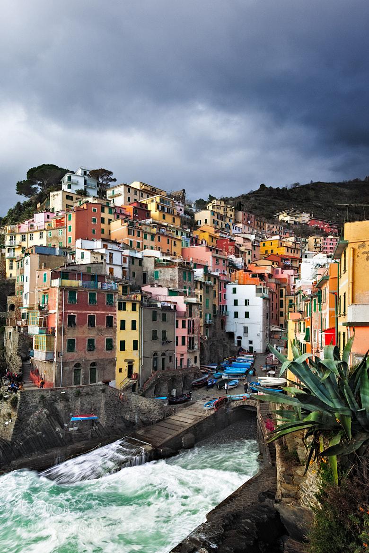 Photograph Riomaggiore Anyone? by jared ropelato on 500px