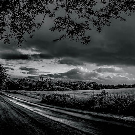 Stormy Road by julian john (sandtasticdays)) on 500px.com