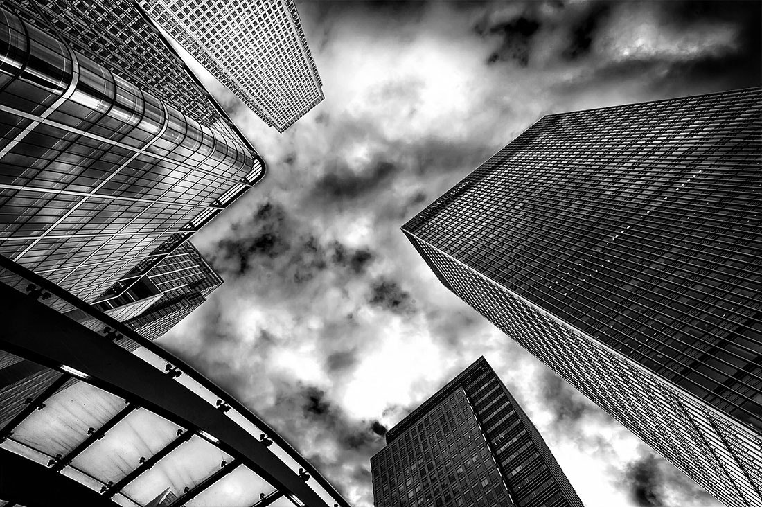 Photograph Canary Wharf by pixeldreamer  on 500px