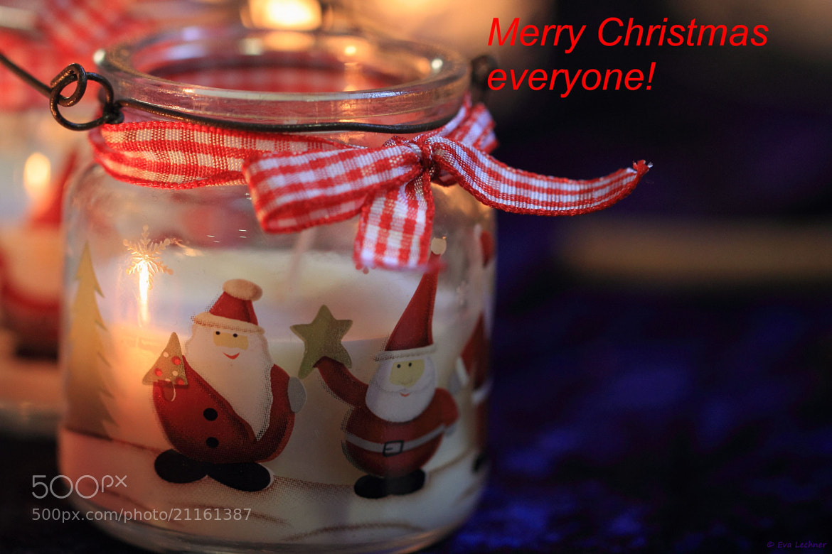 Photograph Merry Christmas! by Eva Lechner on 500px