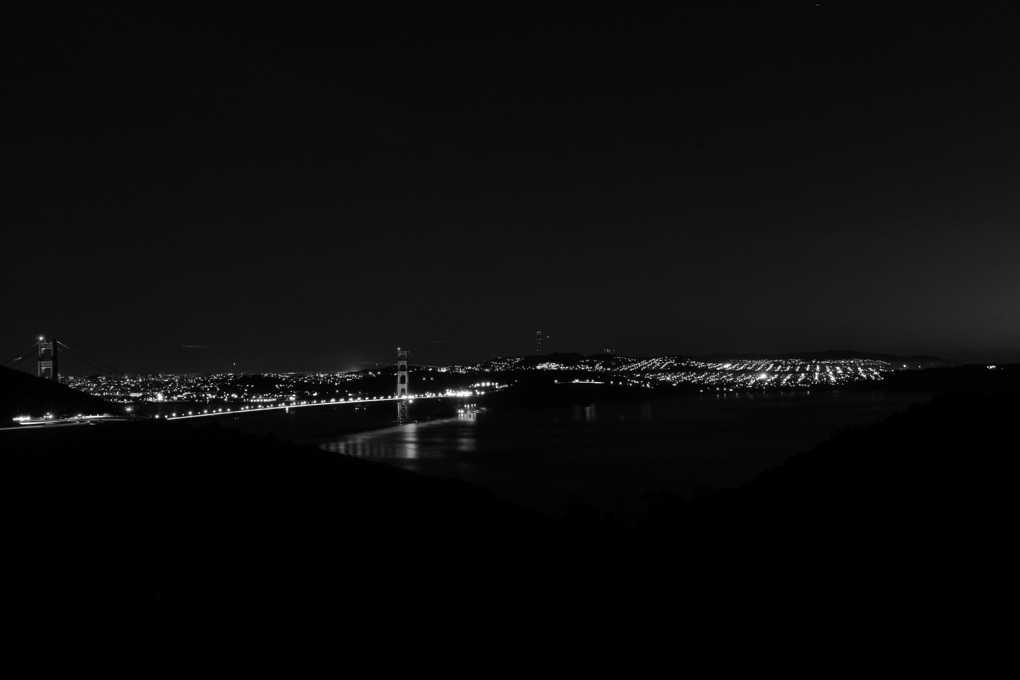 Photograph San Francisco from a distance by Meghneel Gore on 500px