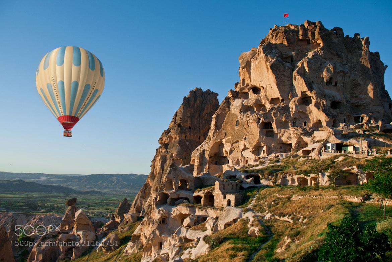 Photograph Flying over Cappadocia by César Asensio Marco on 500px
