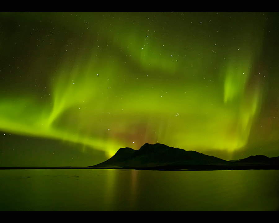 Photograph Aurora´s Dance by Þorsteinn H Ingibergsson on 500px